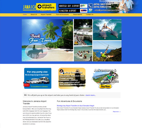 web design firm jamaica