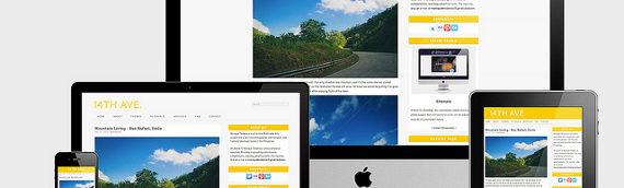 Responsive and adaptive web design
